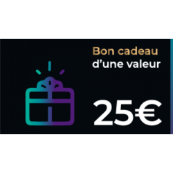 Bon cadeau Escape Game de 25€
