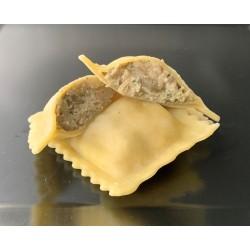 Raviolis artichauts...